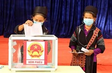 High voter turnout reflects public trust in Party, State: official