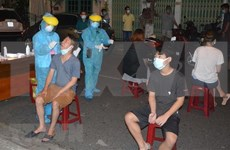 Vietnam reports 39 more domestic COVID-19 infection cases