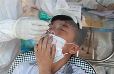 Vietnam records additional 102 cases of COVID-19