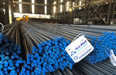 Hoa Phat steel sales up despite higher raw material prices