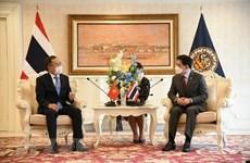 Vietnam-Thailand trade ties flourishing despite COVID-19: Thai Deputy PM