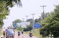 COVID-19 control measures remain in Laos, Cambodia shuts down factories