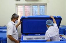 UNICEF provides Vietnam with vaccine refrigerators