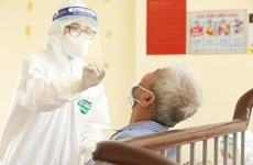 Vietnam records 76 more COVID-19 cases, one death