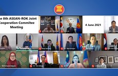 ASEAN, RoK reaffirm commitments to foster partnership