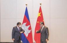 Cambodia, China enhance bilateral ties