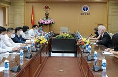 Vietnam hopes for more foreign support in accessing COVID-19 vaccines
