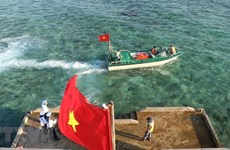 Vietnam resolutely protests all violations of its sovereignty over Truong Sa archipelago