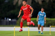 Int'l football body highlights veteran midfielder's role in World Cup qualifiers