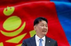 Congratulations to new Mongolian President