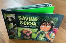 Vietnamese art book on wildlife to be released in UK