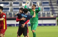 Asian media impressed with Vietnam's victory over Malaysia