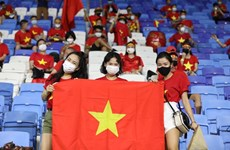 World Cup qualifiers: tickets for Vietnamese fans in Vietnam-UAE game on sale