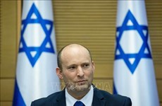 Congratulations to Israel's new Prime Minister