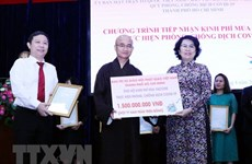 HCM City: Nearly 2.3 trillion VND registered to fund COVID-19 vaccine procurement