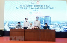 Becamex IDC aids mass COVID-19 testing in Binh Duong's IPs