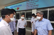 Health Ministry sets up standing COVID-19-prevention unit in HCM City