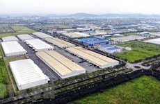 Foreign investors attracted to industrial property