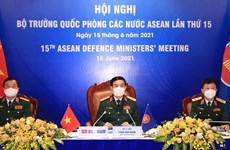 Vietnam attends 15th ASEAN Defence Ministers' Meeting