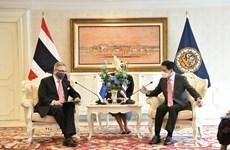 Thailand to resume FTA talks with EU
