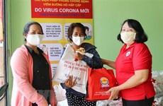 Tra Vinh disburses 6.32 million USD for pandemic-hit people