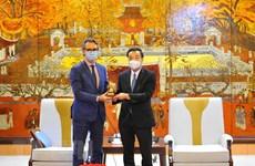 EU proposes buidling European-standard university in Hanoi