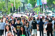 Singapore witnesses decade of slowest population growth