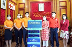 International WeLoveU assists Vietnam in combating COVID-19