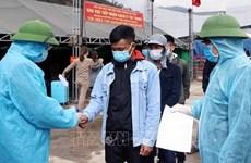 Ha Tinh halts receiving Vietnamese returnees via Cau Treo border gate