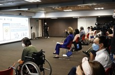 Smartphone app launched to aid persons with disabilities