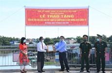 Soc Trang helps Khmer people of Vietnamese origin in Cambodia