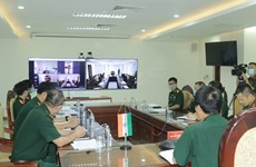 Vietnam, India forge cooperation in UN peacekeeping