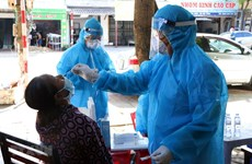 Vietnam logs 90 new domestic COVID-19 infections