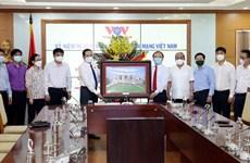 NA Vice Chairman congratulates VOV, VTV on Revolutionary Press Day