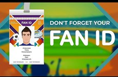 Vietnamese fans warned about use of FAN ID to travel to Russia
