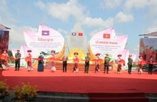 Binh Phuoc unveils complex commemorating Cambodian PM's national salvation journey