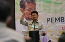 Indonesia elected Asian representative in Food and Agriculture Organisation