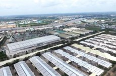 Long An: Four new industrial clusters to be put into operation this year