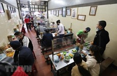 Hanoi allows reopening of indoor eating and drinking venues, hair salons