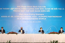 Asia - Europe cooperation to be increasingly important: official