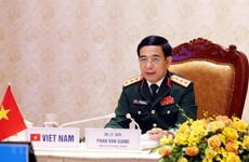 Vietnam attends 9th Moscow Conference on International Security