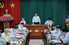 Seminar talks theoretical, practical issues in Party building