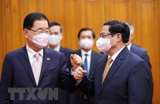 PM hails Vietnam visit by RoK Foreign Minister