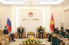 Vietnam, Russia forge stronger military-technical ties