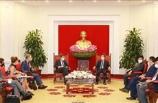 Vietnam, UK tap cooperation potential
