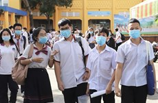 HCM City to hold national high school graduation exam as scheduled