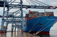 Ba Ria-Vung Tau: Container cargo through ports rise by 38 percent in 5 months