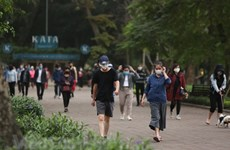 Hanoi allows outdoor physical, sport activities from June 26