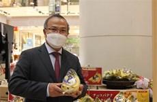 Vietnamese bananas gain a foothold in Japanese market