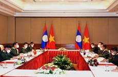 Vietnam, Laos seek to further strengthen defence cooperation